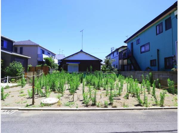 神奈川県茅ヶ崎市松が丘1丁目の土地