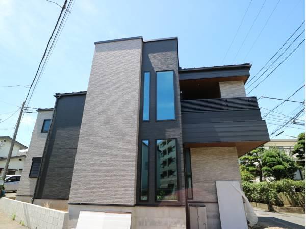 神奈川県藤沢市大鋸1丁目の新築戸建