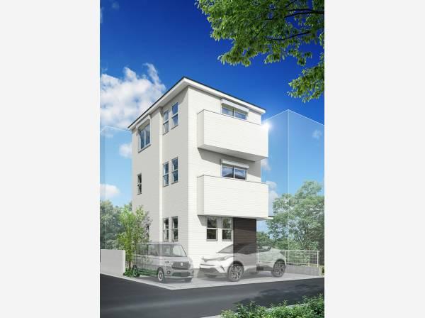 神奈川県鎌倉市材木座5丁目の新築戸建