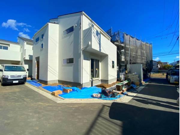神奈川県茅ヶ崎市松が丘2丁目の新築戸建