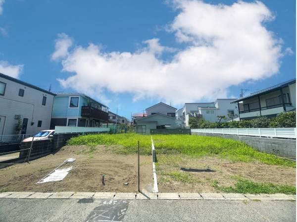 神奈川県茅ヶ崎市松浪2丁目の土地