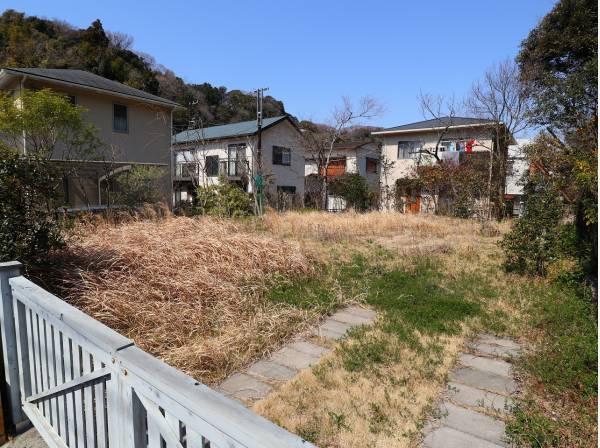 神奈川県鎌倉市長谷5丁目の土地