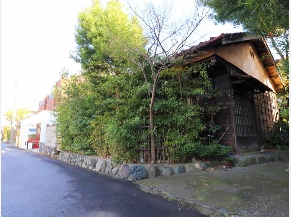 神奈川県藤沢市鵠沼桜が岡2丁目の土地