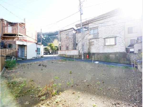 神奈川県三浦郡葉山町堀内の土地
