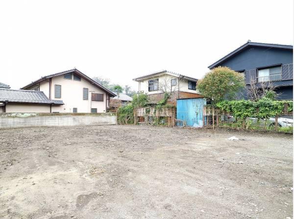神奈川県鎌倉市二階堂の土地
