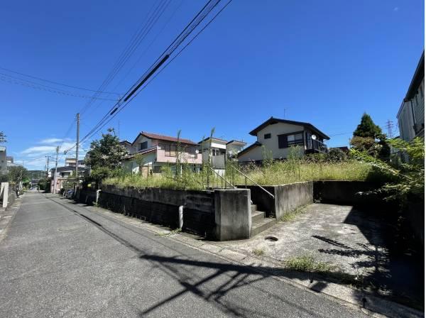 神奈川県鎌倉市今泉台4丁目の土地