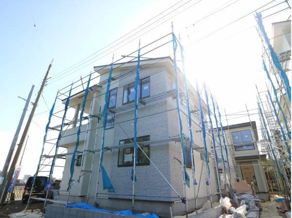 神奈川県藤沢市鵠沼松が岡1丁目の新築戸建