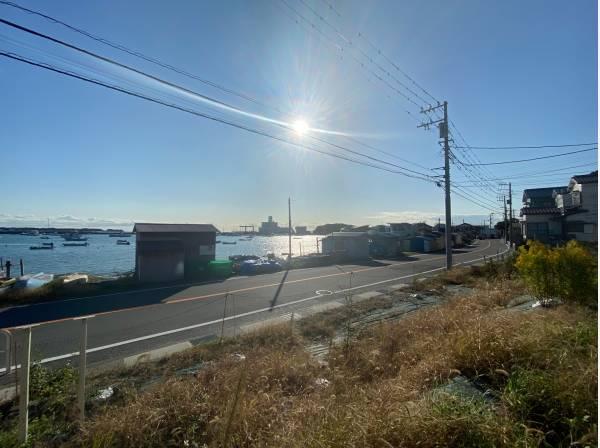 神奈川県横須賀市佐島3丁目の土地