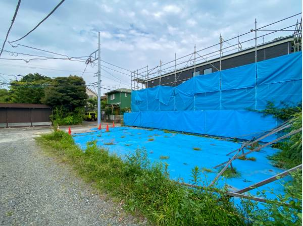 神奈川県鎌倉市小町2丁目の土地