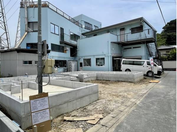 神奈川県鎌倉市岩瀬の新築戸建
