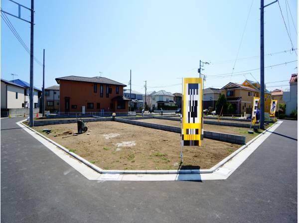 神奈川県茅ヶ崎市小桜町の土地