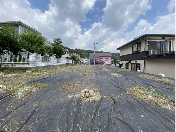 神奈川県中郡二宮町松根の土地