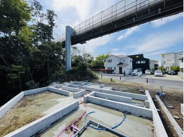 神奈川県鎌倉市笛田2丁目の新築戸建