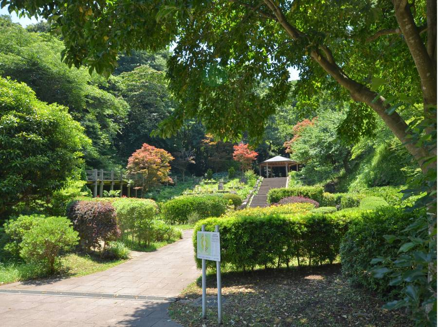 鎌倉中央公園まで徒歩8分(約640m)
