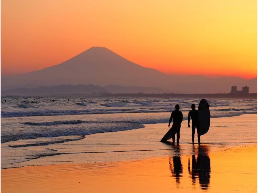 海まで歩いて徒歩3分