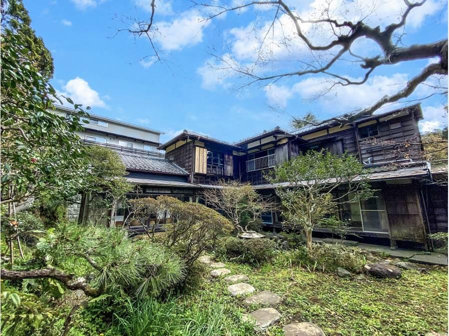 大正の終わりに建てられた歴史感じる日本家屋