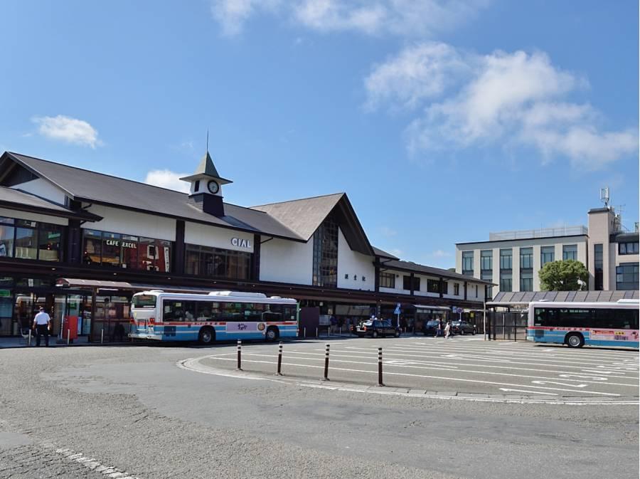 JR横須賀線「鎌倉」駅 徒歩9分(約720m)