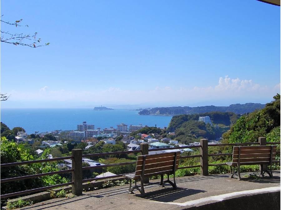 当該住宅地に隣接した披露山公園、ジョギングコースとしても人気です。