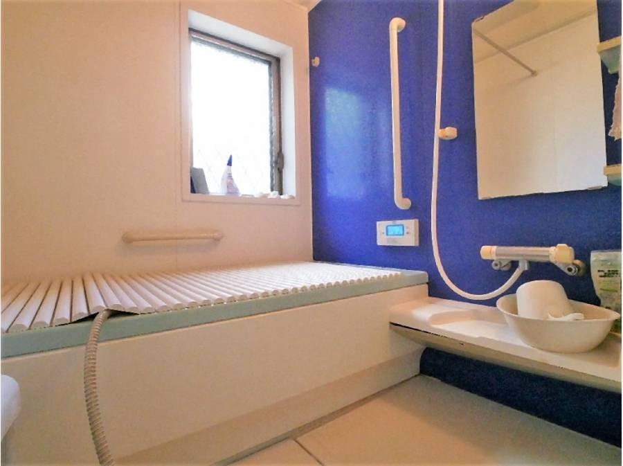 湘南ブルーのお風呂
