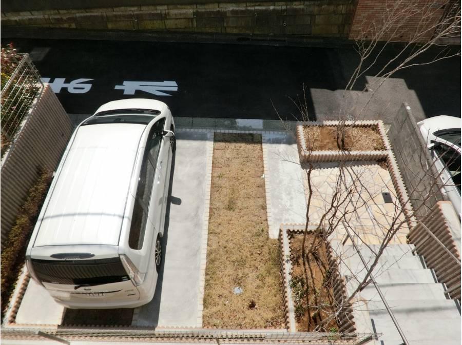 2台駐車可能です※車種による