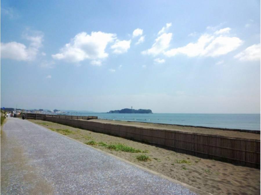 ビーチまで歩いて5分!