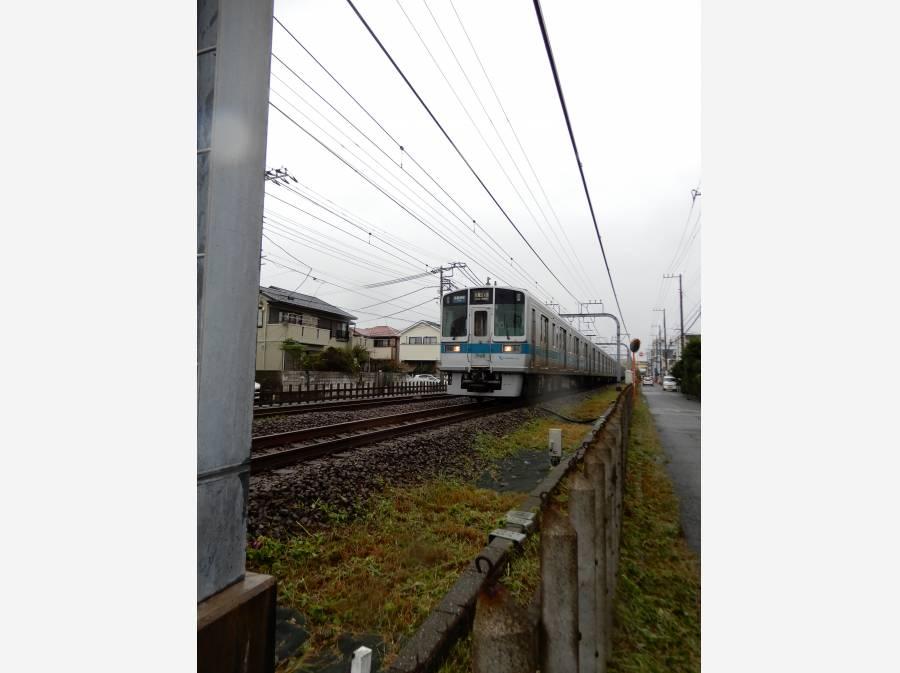 小田急線 都内までの通勤も便利な路線