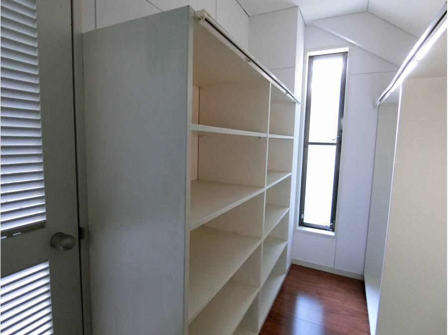 ベッドルーム③は9.2帖大の空間にウォークインクロゼット付き。