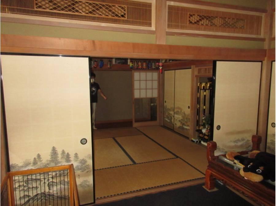 建物内部 和室