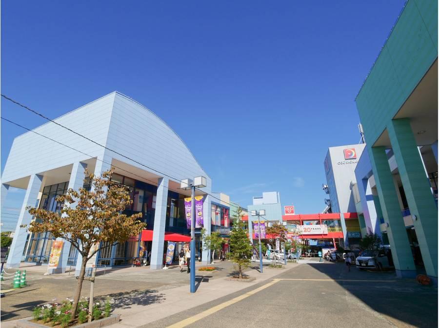 最寄りのオリンピックショッピングセンター