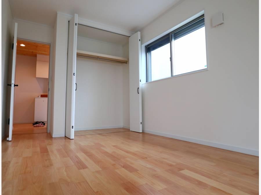 1階には洋室が3部屋