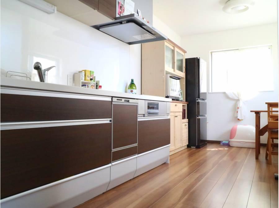 食器洗浄機付のシステムキッチン