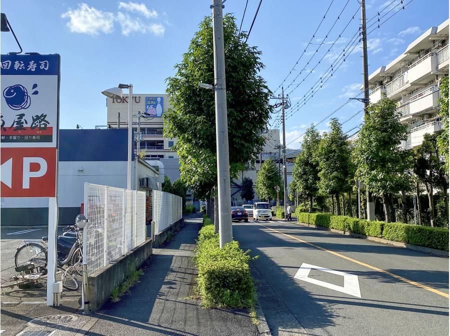 「東急ストア湘南とうきゅう」まで約120m(徒歩2分)はお買い物が楽ですね
