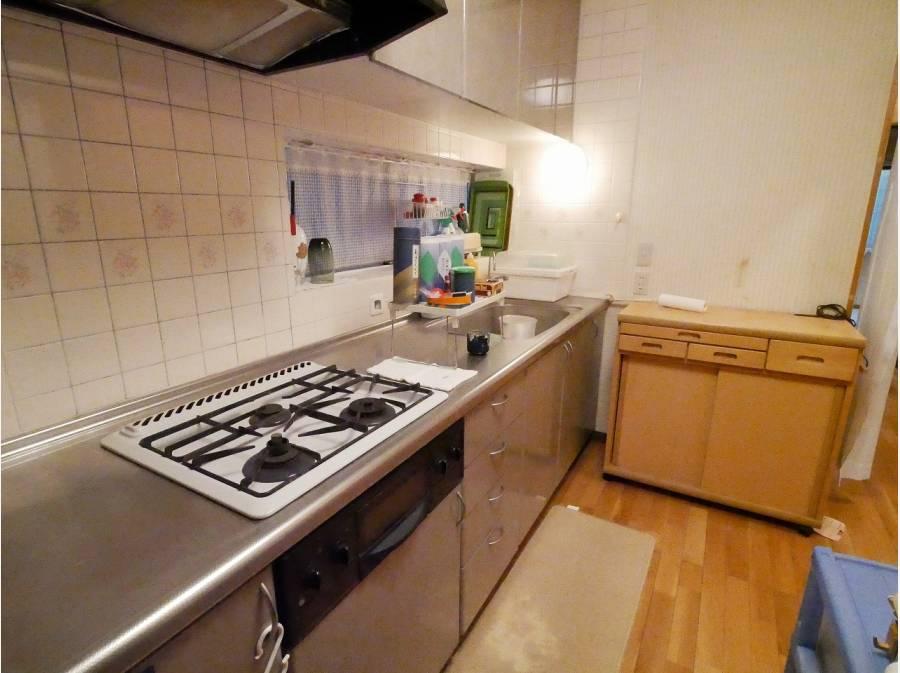 ワイドキッチン