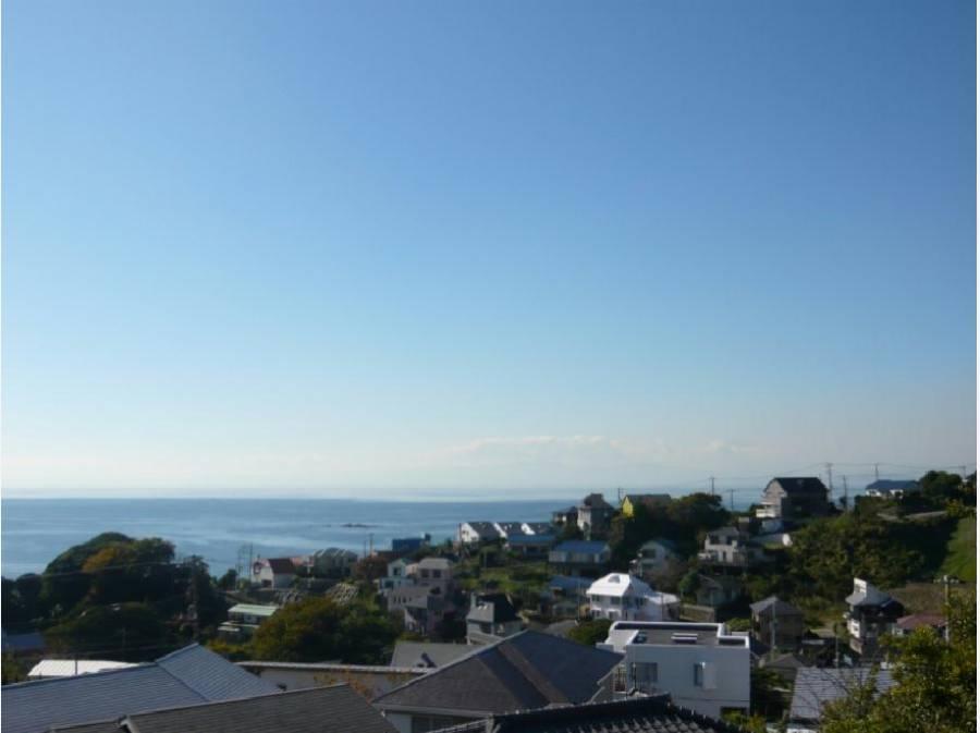 澄んだ日は富士山も一望出来ます!