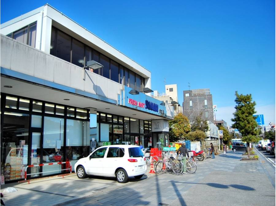 やまか鎌倉店(スーパーマーケット)まで徒歩5分(約500m)