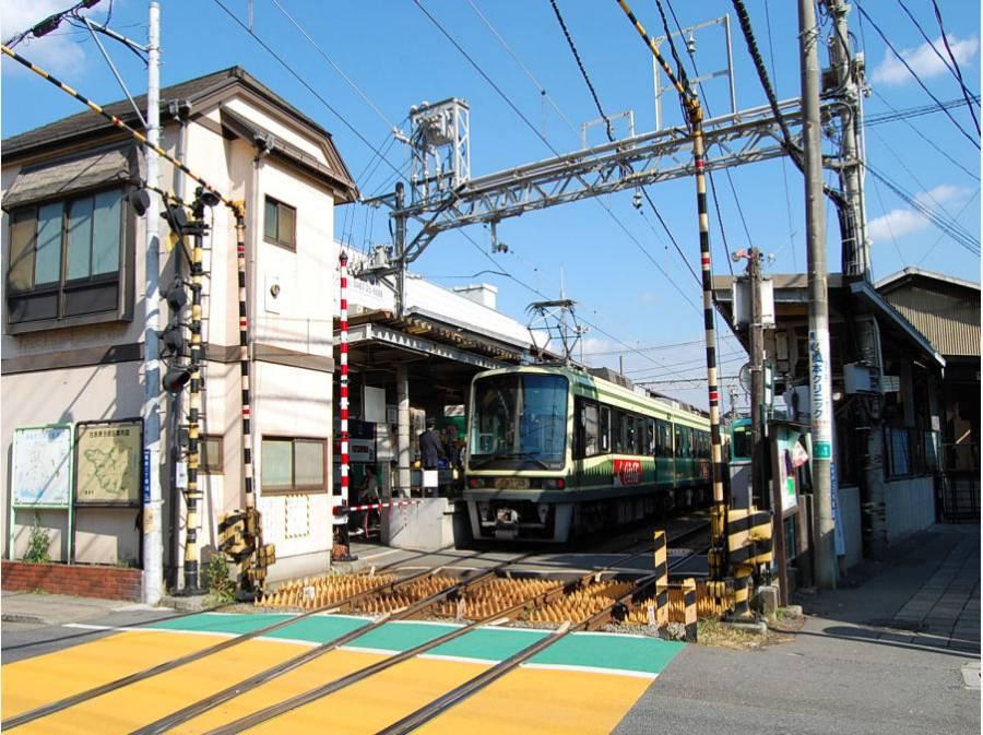 長谷駅から徒歩14分