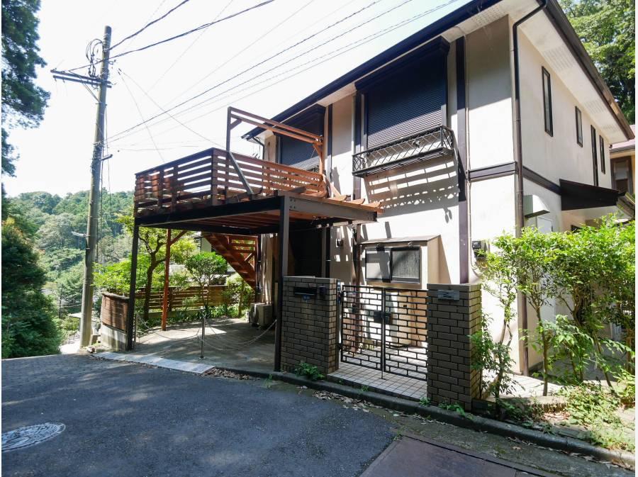 安心の大手ハウスメーカー・三井ホーム施工。