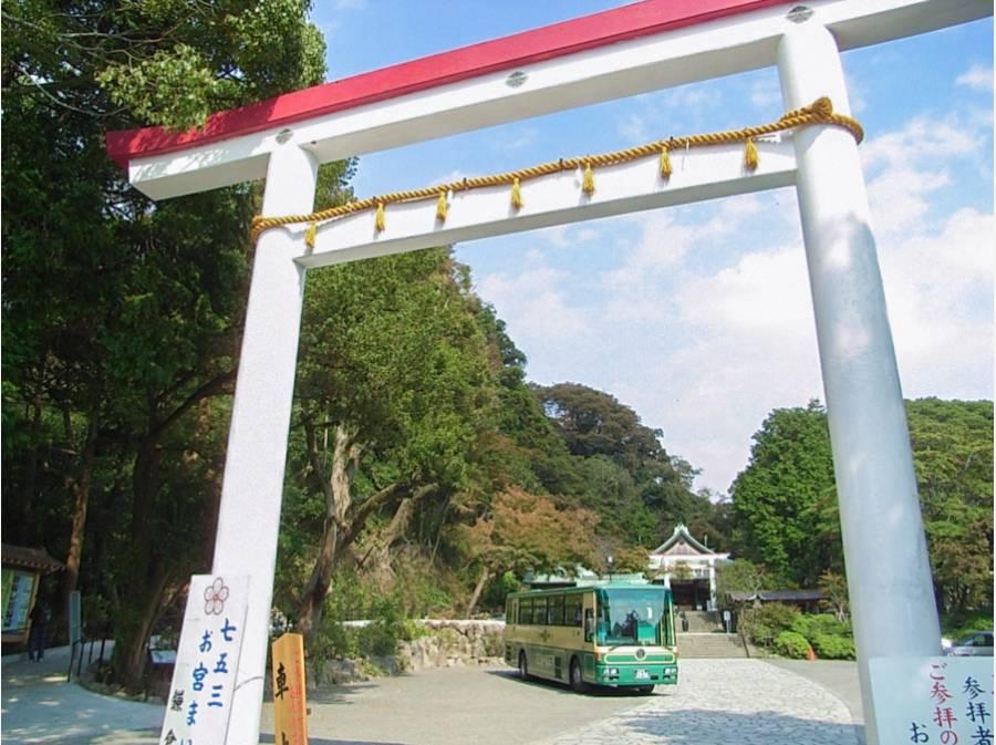 鎌倉宮まで約600m
