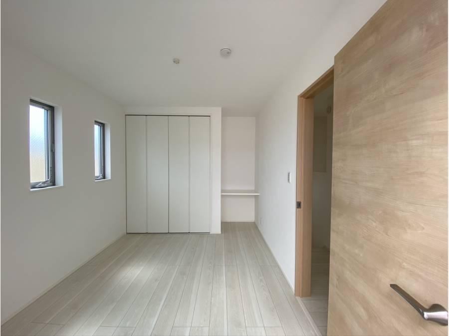 全居室6畳以上の洋室