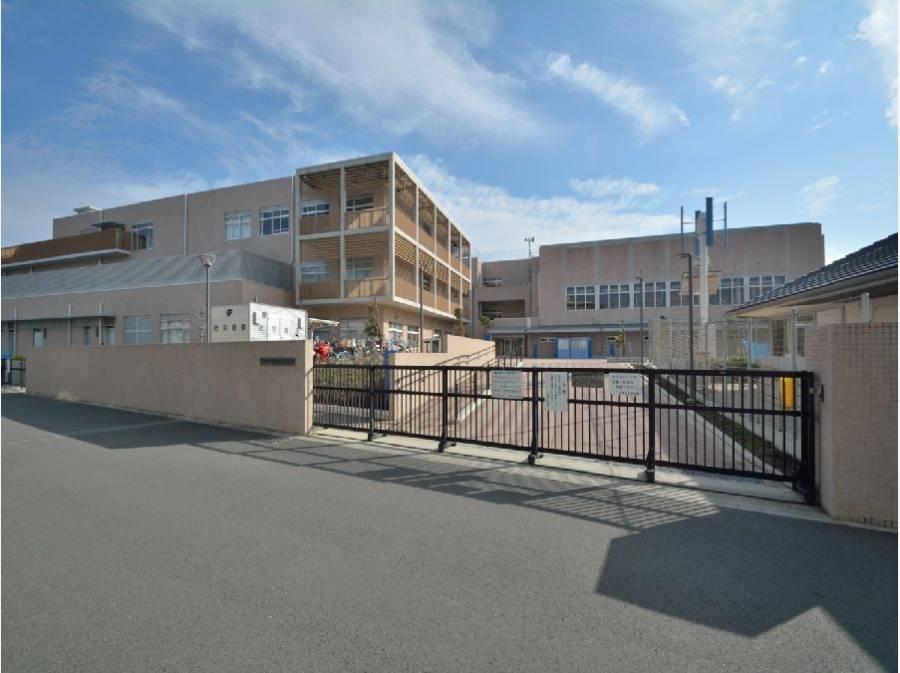 市立汐見台小学校(約400m、徒歩5分)