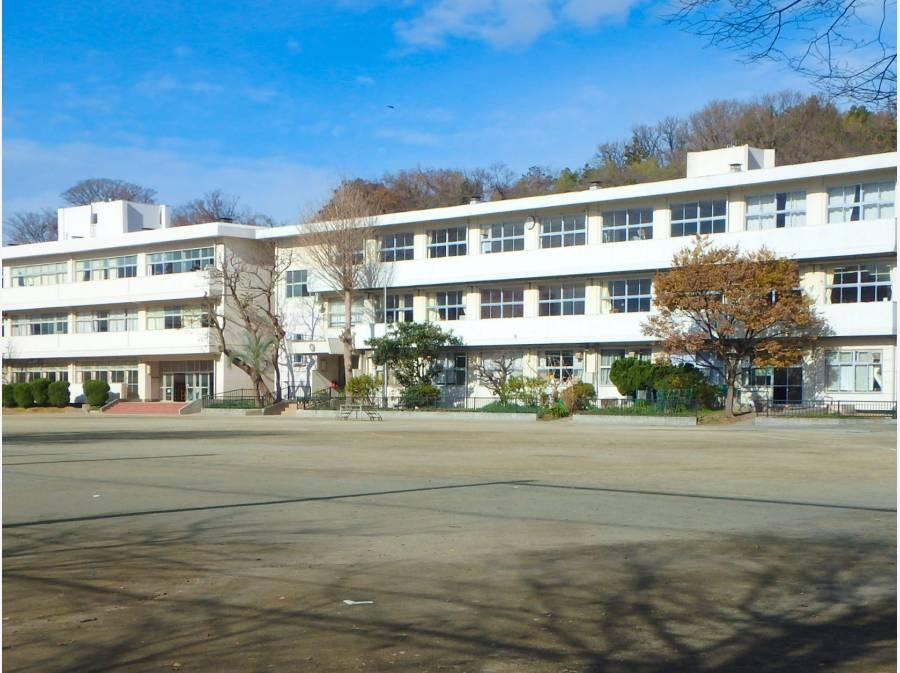 深沢小学校 約1100M