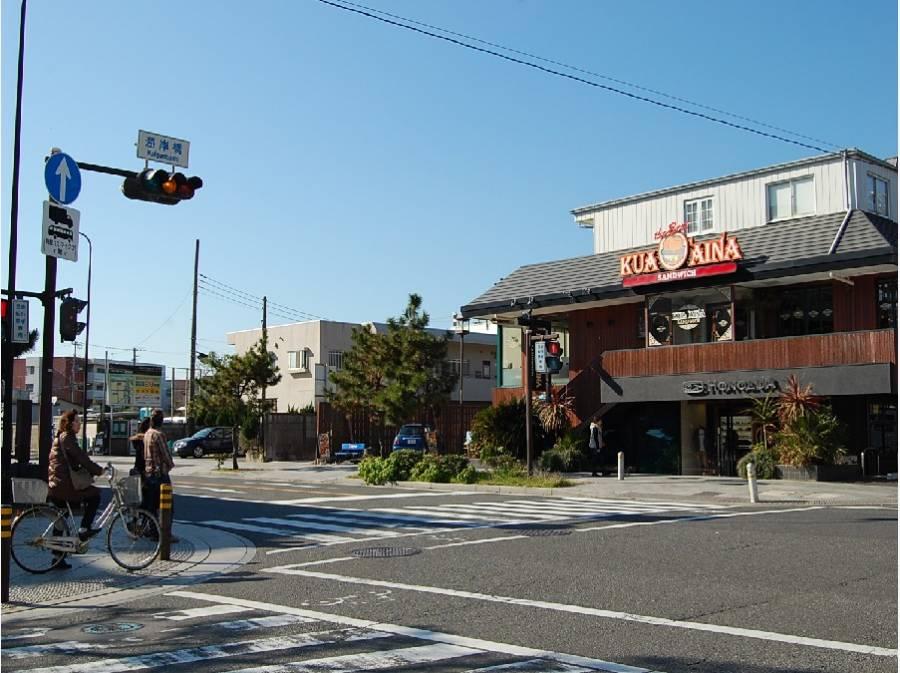 鎌倉ってどこを歩いても絵になる街ですよね。