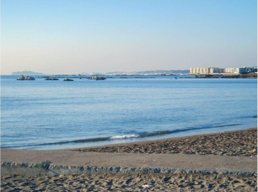 美しい一色海岸