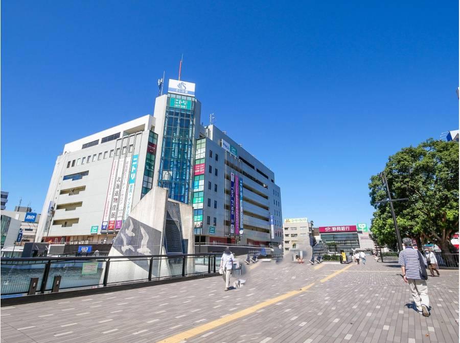 東海道線「藤沢」駅まで徒歩17分という立地も魅力です