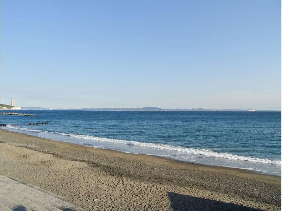 三浦海岸まで徒歩2分