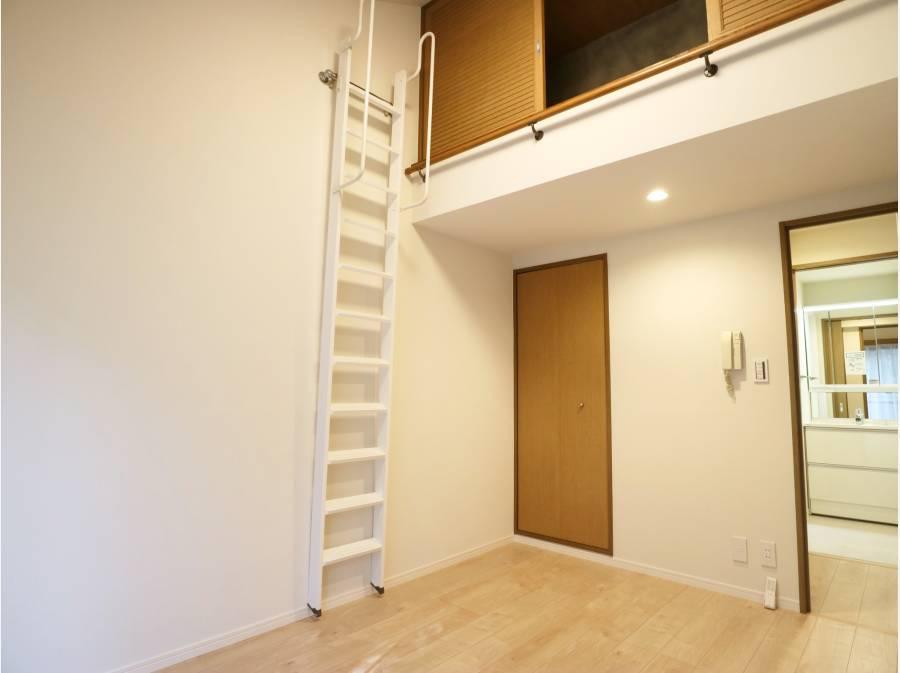 2階建ての戸建感覚を味わえます