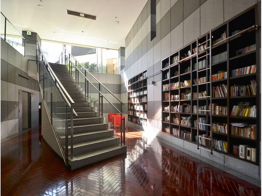 図書コーナー!