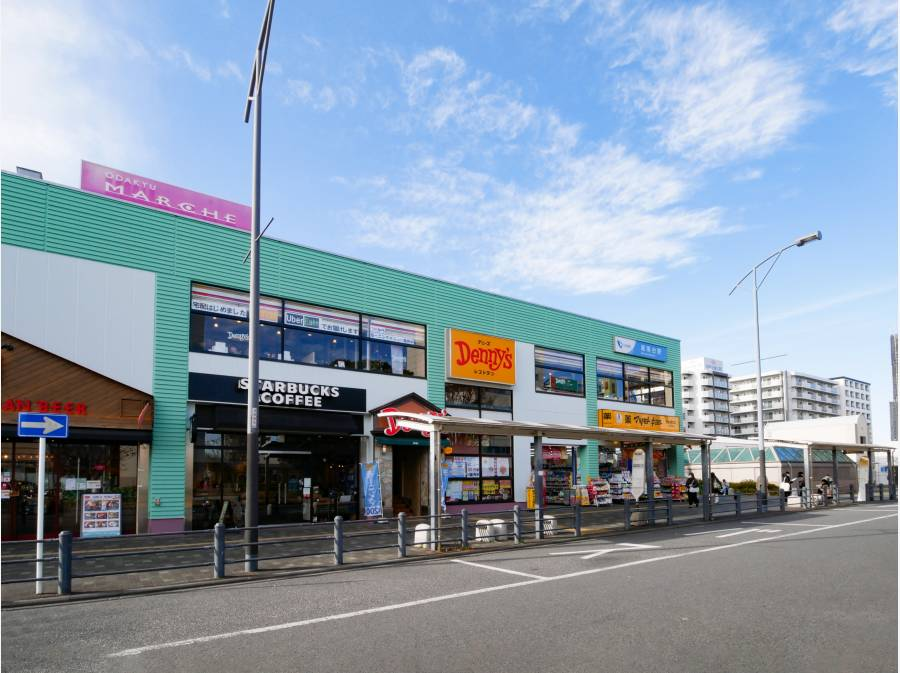 小田急江ノ島線湘南台駅まで徒歩7分