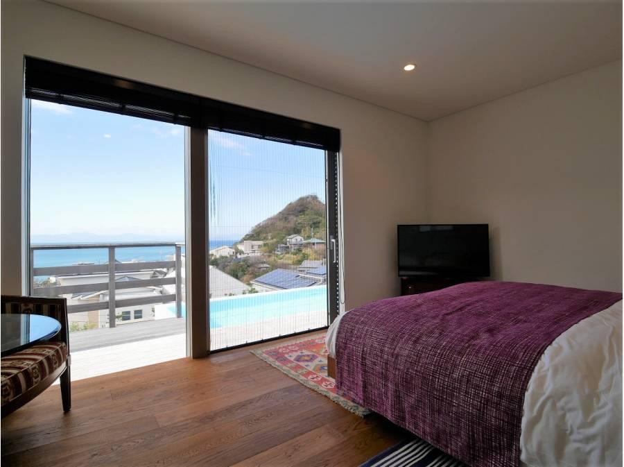 どこのお部屋からも素敵な眺望が望めます!