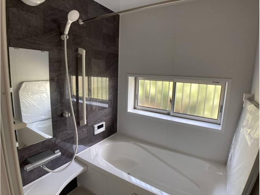 バスルーム 窓からの採光、最高